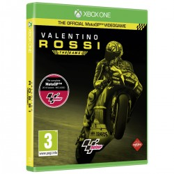 VALENTINO ROSSI THE GAME XBOX ONE OFFICIAL MOTO GP 2016 XBOXONE
