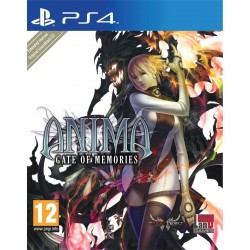ANIMA GATE OF MEMORIES PS4 PLAYSTATION 4