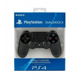 MANDO PS4 NEGRO CONTROLLER DUAL SHOCK 4 BLACK SONY PLAYSTATION 4