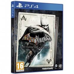 BATMAN RETURN TO ARKHAM PS4 JUEGO FISICO PLAYSTATION 4