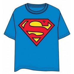 CAMISETA SUPERMAN LOGO CLASICO M CAMISETAS MANGA / COMICS