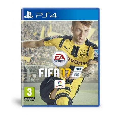 FIFA 17 PS4 PLAYSTATION 4 JUEGO FÍSICO