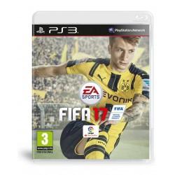 FIFA 17 PS3 VIDEOJUEGO PLAYSTATION 3