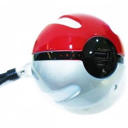 POKEMON POWERBANK BALL BATERÁA PORTATIL 6.000 mAh POKEMON GO USB UNIVERSAL