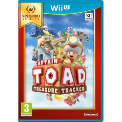 CAPTAIN TOAD TREASURE TRACKER WIIU NINTENDO SELECTS Wii U WIIU