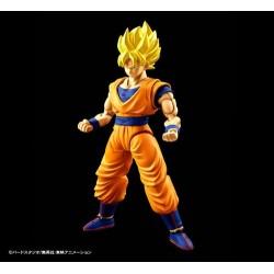 FIGURA DRAGON BALL GOKU SS MODEL KIT 18 CENTIMETROS Figuras Manga Dragon Ball