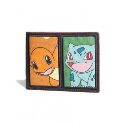 CARTERA POKEMON STARTING CHARACTERS MERCHAN MANGA MERCHANDISING POKEMON