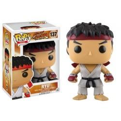 FIGURA POP STREET FIGHTER: RYU Figuras Videojuegos Street Fighter