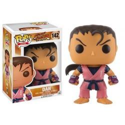 FIGURA POP STREET FIGHTER: DAN Figuras Videojuegos Street Fighter