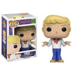 FIGURA POP SCOOBY DOO: FRED Figuras TV Scooby Doo