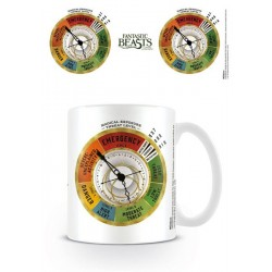 TAZA HP FANTASTIC BEASTS THREAT LEVEL Tazas Cine y TV Fantastic Beasts