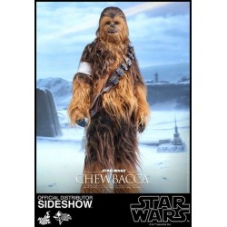 FIGURA HOTTOYS STAR WARS CHEWBACCA EPISODIO VII 36 CENTIMETROS Figuras Cine