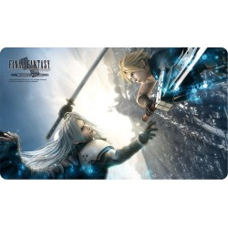 TAPETE FINAL FANTASY TCG EDICION LIMITADA CLOUD VS SEPHIROTH Square Enix