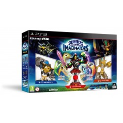 SKYLANDERS IMAGINATORS STARTER PACK PS3 PAQUETE DE INICIO PLAYSTATION 3 PS3